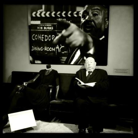 Rencontre avec Alfred Hitchcock