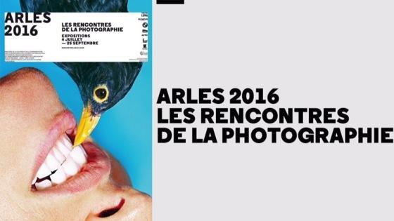 Les rencontres de la photographie Arles 2016