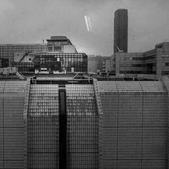 Immeuble de la régulation de Montparnasse