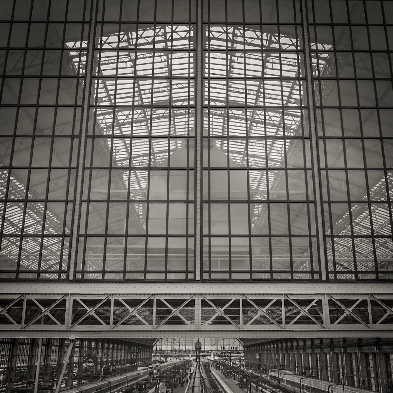 Verrière Gare Bordeaux St Jean